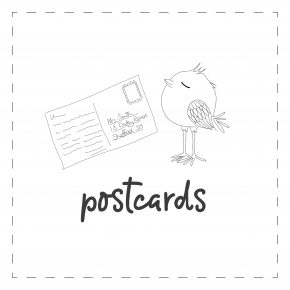 Postcards (6-pack)