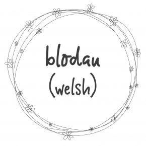 Blodau (Welsh)