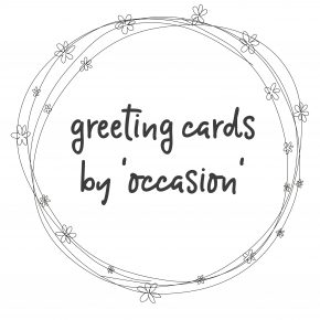 Greetings Cards by Occasion