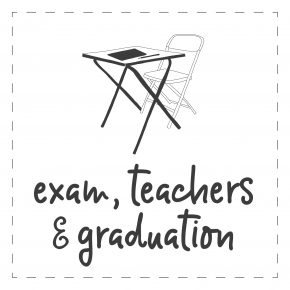 Exam / Graduation / Teachers