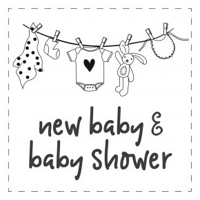 New Baby & Baby Shower
