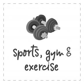 Sports, Exercise & Gym