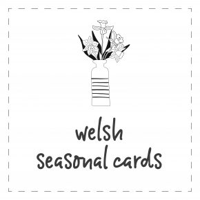 Welsh - Seasonal Cards
