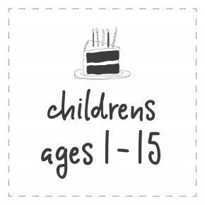 Age 1-15