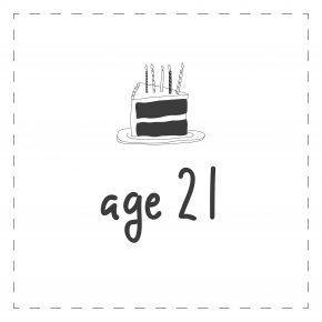 Age 21