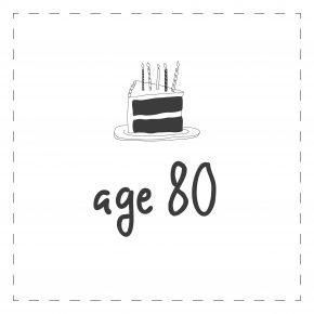 Age 80