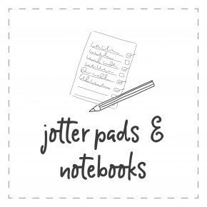 Jotter Pads & Notebooks
