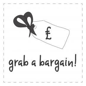 Grab a Bargain!