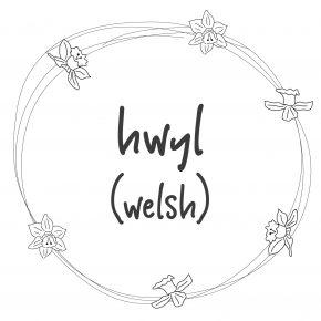 Hwyl (Welsh)