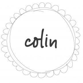 NEW! Colin