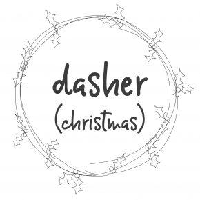 Dasher (Christmas)