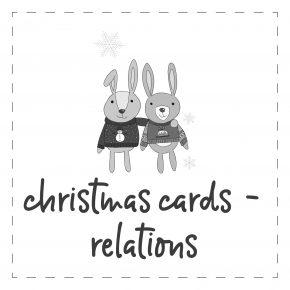 Christmas - Relations