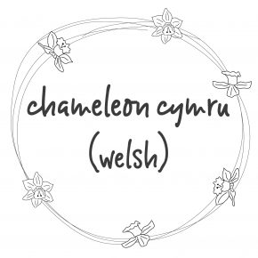 Chameleon Cymru (Welsh)