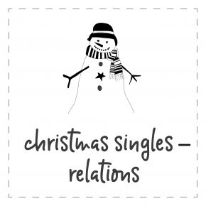 Christmas singles - Relations