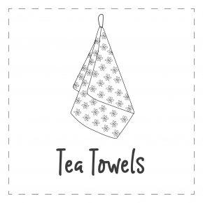 NEW! Tea Towels