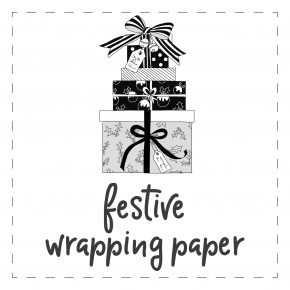 Festive Wrapping Paper